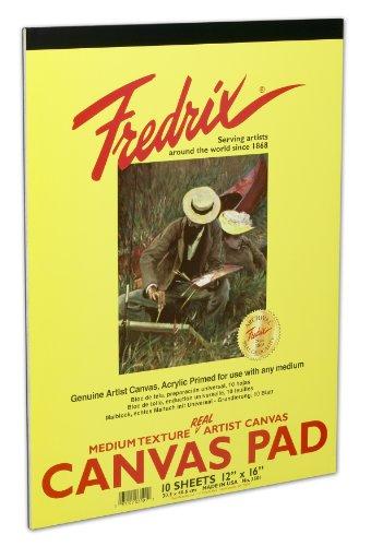 Fredrix 3501 Canvas Pads