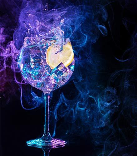 Gin Salvador - Premium Dry Gin aus Bayern - Small Batch Gin mit 9 verschiedenen Botanicals - Regional und in Handarbeit - 43% - 500ml - 5