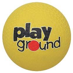 Rubber Playground Ball