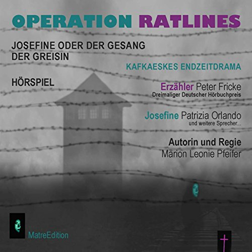 Operation Ratlines audiobook cover art