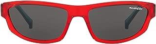 Arnette Men's AN4260 Lost Boy Rectangular Sunglasses