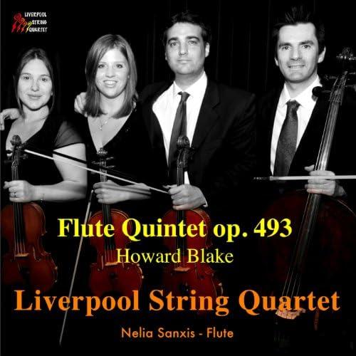 Liverpool String Quartet, Nelia Sanxis