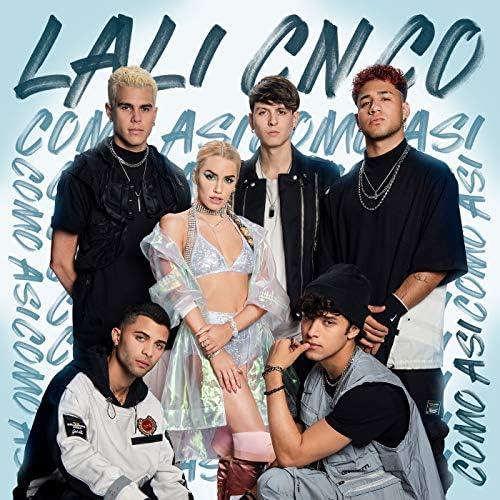 Lali feat. CNCO