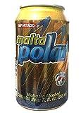 Malta MALTIN POLAR Lata 355 ml Pack de 6 Latas / MALTIN POLAR Malt Beverage Can 12 fl oz 6-Pack