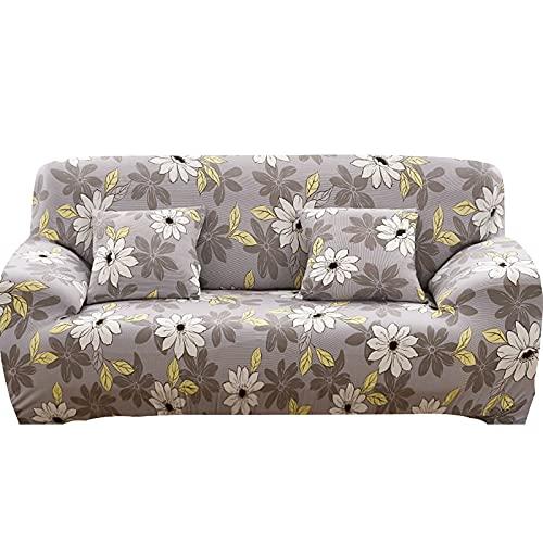 En Forma de L Necesita Pedir 2 Piezas Funda de sofá Fundas para sofá Toalla Funda de sillón para sofá de Esquina Proteger Muebles A28 1 Plaza
