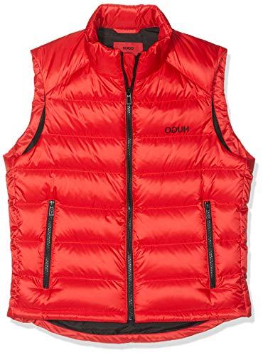 HUGO Herren Outdoor Weste Baltino1941, Rosa (Open Pink 693 ), Large