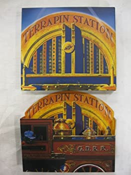 Limited Edition The Grateful Dead Terrapin Station  Live  Concert Recording Series Capital Centre Landover MD 3/15/90 Number 38925 Live Stereo Recording From John Cutler & Mastered By Joe Gastwirt At Oceanview Digitial