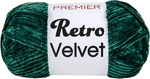 Premier Yarns Retro Velvet-Emerald