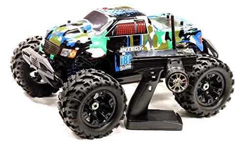 Integy RC Model Hop-ups i8MT-2016W i8MT 4X4 Brushless RTR 1/8 Performance Monster Truck by