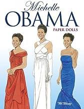 Michelle Obama Paper Dolls (Dover Paper Dolls)