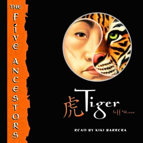 Tiger audiobook cover art