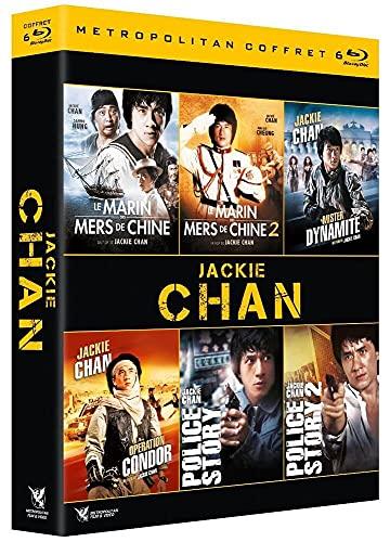 Jackie Chan-Coffret 6 Films [Blu-Ray]