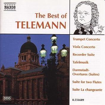 TELEMANN (THE BEST OF)