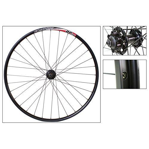 ea226c66837 Alex DP20 29er Disc Front Wheel, QR, NMSW, Black