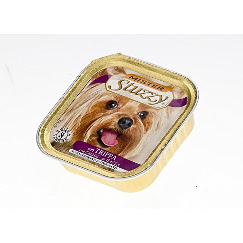 STUZZY DOG Mister pate´ con trippa 150gr - Mangimi umidi per cani
