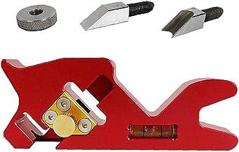 Houtbewerking schaafmachine, hout schaafmachine, handmatige houten schaafmachine, 45 ° afschuining, schavende houtbewerki...