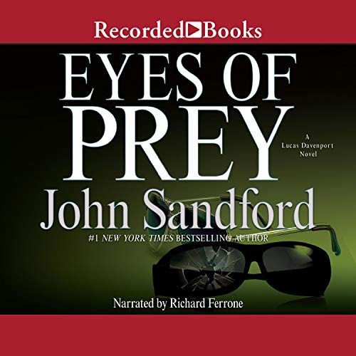 Eyes of Prey  By  cover art