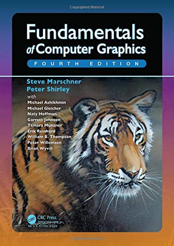Compare Textbook Prices for Fundamentals of Computer Graphics 4 Edition ISBN 9781482229394 by Marschner, Steve,Shirley, Peter