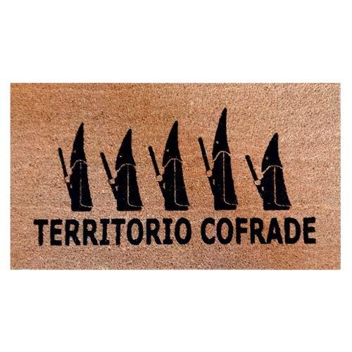 Tatamba Felpudo Territorio Cofrade - Regalo Cofrade - Semana Santa
