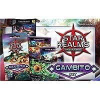 Devir Star Realms - GAMBITO (Castellano) (sobre)