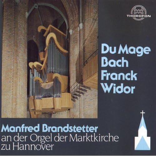 Livre D Orgue Vi Recit By Manfred Brandstetter On Amazon