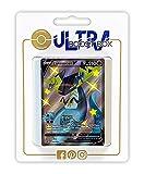 Lanssorien V (Dragapult V) SWSH096 Full Art Shiny Variocolor - Myboost X Epée et Bouclier 4.5 Destinées Radieuses - Box de 10 Cartas Pokémon Francés