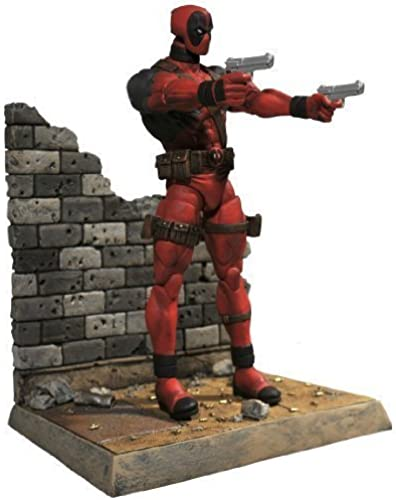 Diamond Select Toys Marvel Select  Deadpool Action Figure [Holiday Gifts] by N A