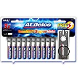 ACDelco AAA Batteries, Alkaline Battery