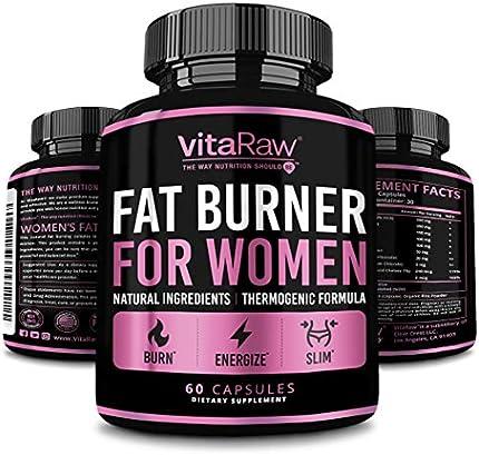 Píldoras de pérdida de peso para mujeres [píldoras de dieta para mujeres] Los mejores quemadores de grasa para mujeres – Este quemador de grasa termogénico es un supresor natural del apetito y suplemento de metabolismo