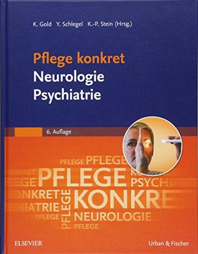 Pflege konkret Neurologie Psychiatrie