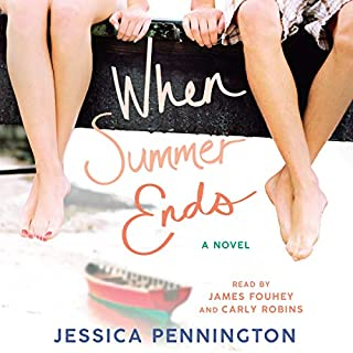 When Summer Ends audiobook cover art