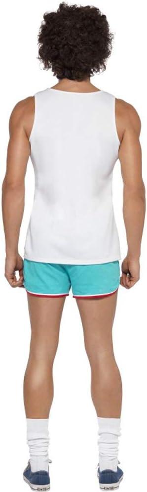 118118 RUNNER maschio adulto Uomo Costume Smiffys
