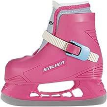 Bauer LIL Angel Champ Skates, Pink, 8-9