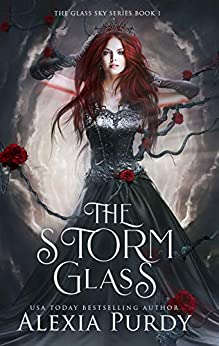 The Storm Glass (The Glass Sky Series Book 1) by [Alexia Purdy]