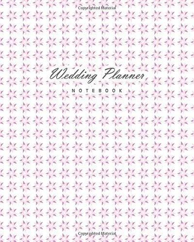 Wedding Planner - Notebook (8x10 Taccuino) (Pink)