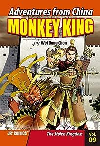 Monkey King Volume 09: The Stolen Kingdom