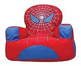 MamaBabaBebe® Prefilled Spiderman Children Bean Bag Kids Beanbag Chair - UK Seller