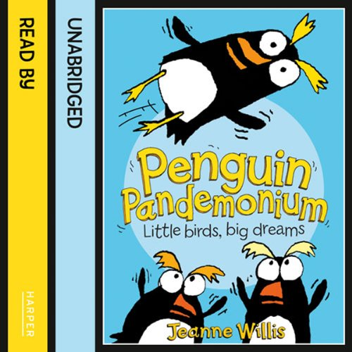 Penguin Pandemonium cover art
