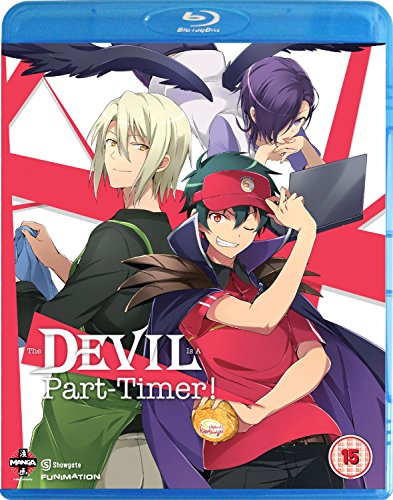 Devil is A Part-Timer-Complete Series (2 Blu-Ray) [Edizione: Regno Unito] [Import]
