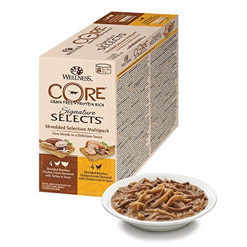 Wellness CORE Signature Selects Wet Cat Food / Natural / Grain-Free /...