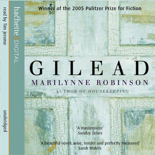 Gilead audiobook cover art