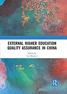 External Higher Education Quality Assurance in China