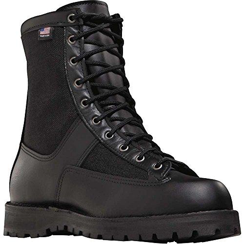 [ダナー] シューズ 22.5 cm ブーツ・レインブーツ Women's Acadia 8IN GTX Boot Black レディース [並行輸入品]