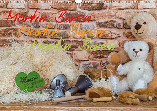 Martin Bären (Wandkalender 2021 DIN A3 quer)