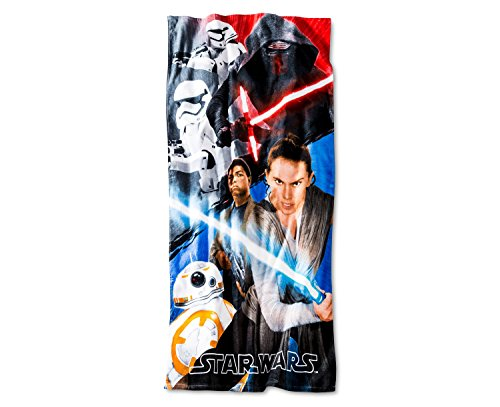 Beach Towel Star Wars The Force Awakens (28 x 58)