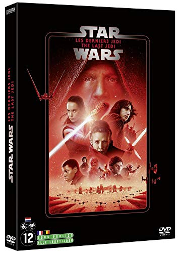 Star Wars 8 : Les Derniers Jedi [DVD]