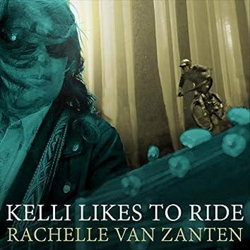 Kelli Likes to Ride