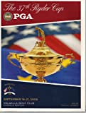 The 37th Ryder Cup PGA Official Journal (Sept 16-21, 2008 Valhalla Golf Club Louisville, Kentucky)