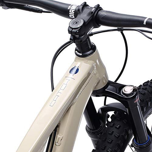 Product Image 7: Schwinn S29 Mens Mountain Bike, 29-Inch Wheels, 18-Inch/Medium Aluminum Frame, Dual-Suspension, Mechanical Disc Brakes, Matte Black