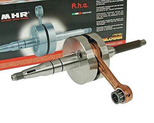 Kurbelwelle MALOSSI MHR TEAM RHQ 80mm /10mm - YAMAHA Aerox 50 Cat (ab Bj. 2003) Typ:SA14
